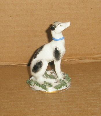Staffordshire Hunting Dog figurine