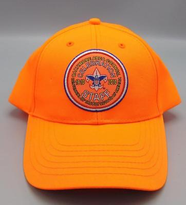 Boy Scouts BSA Baltimore Area Council 2010 Centennial Celebration STAFF Hat