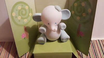 """NEW Boxed Giimmo Magic Light-""""Blue"""" the Elephant  Toy/ Night Light Ages 3 and Up"""