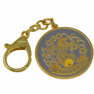 Fengshui 12 Animals Wish Geanting Amulet Keychain (MONKEY) W3351
