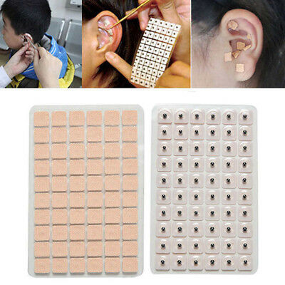 Acupuncture 600 Magnetic therapy ear patch Auricular Auriculotherapy Seeds paste