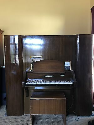 Wicks 3 Rank Pipe Organ