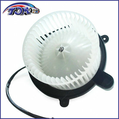 Blower Motor Fan For 05-10 Jeep Grand Cherokee 06-07 Commander XK 5143099AA