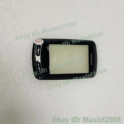 Garmin Edge 800 Touch Screen Digitizer Glass + Frame Cover Replacement Black