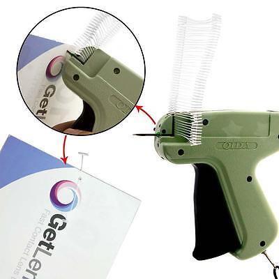 Garment Pricing Labeling Tagging Gun - Standard Needle Hot Green CL