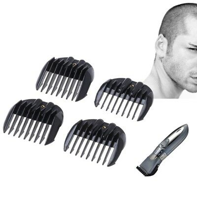4 Sizes Limit Comb Hair Clipper Guide Guard Attachment Haircutting Replacement