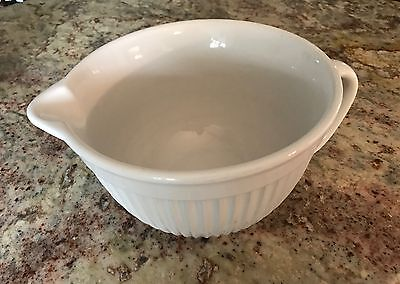 Williams-Sonoma Mixing/Batter Bowl With Handle And Spout