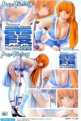 DEAD OR ALIVE -Kasumi - HollywoodBlue PVC Figure Max Factory F/S