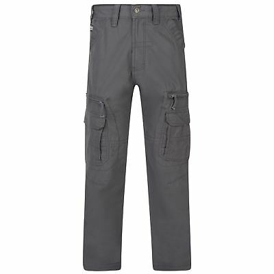 Kam Relaxed Fit Cargo Pants (Kbs118)