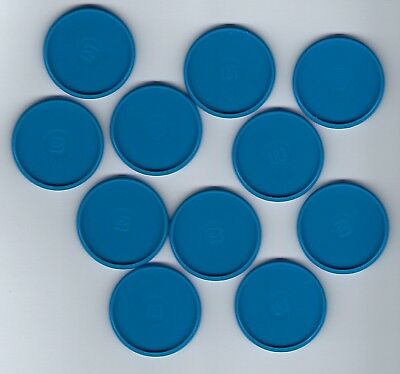 "M by Staples Arc Notebook Discs - 1.5"", Bright Blue"