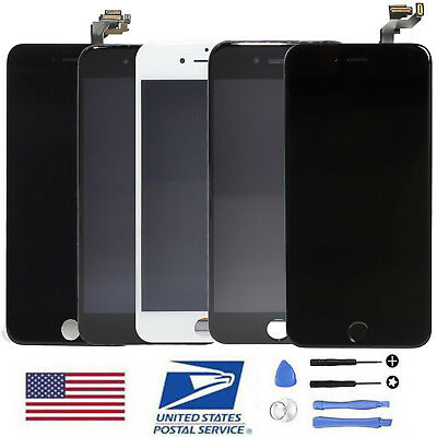 LCD Display Touch Screen Digitizer Assembly Replacement for iPhone 7 6 6S Plus