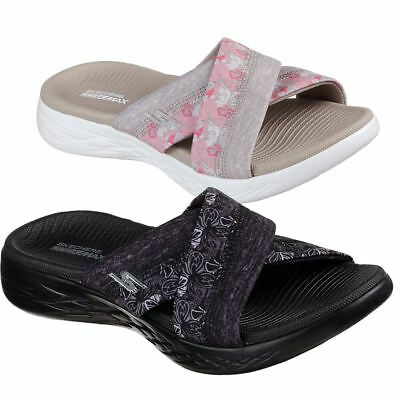 075e7409722dd SKECHERS PERFORMANCE WOMEN'S On The GO 600 Stellar Slide Sandal ...