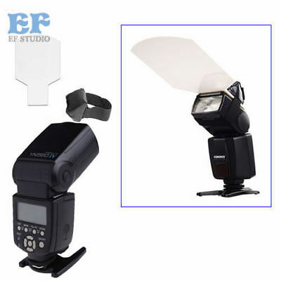 Photography Yongnuo YN-560 IV Flash Speedlite + Reflector for Canon Nikon Sony