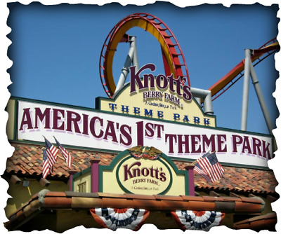 Knotts Berry Farm Tickets $39 A Promo Discount Tool