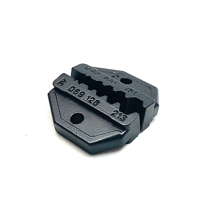 Interchangeable Ratchet Crimp Tool Die (HT-336V) SMA SMB SMC MCX