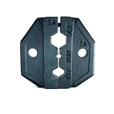 Interchangeable Coax Crimp Tool Die (HT- 336A) for RG58 59 62