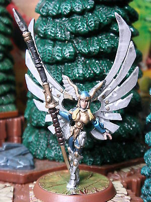 Raelin the Kyrie Warrior Heroscape Swarm of the Marro