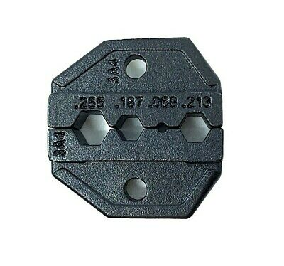 Interchangeable Ratchet Crimp Tool Die RG58 59 62 174 (US Stock) HT-3A4