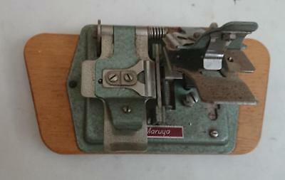Maruya   8mm & 16mm  Film Splicer - Glue Type with Guillotine