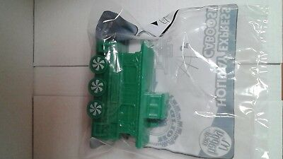 mcdonalds happy meal toy holiday express caboose
