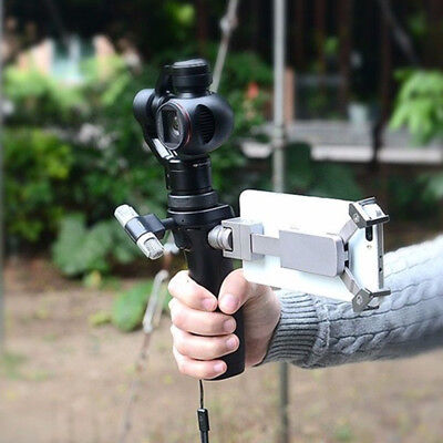 External Wireless Microphone For DJI Osmo Handheld Gimble 4K Camera bu40
