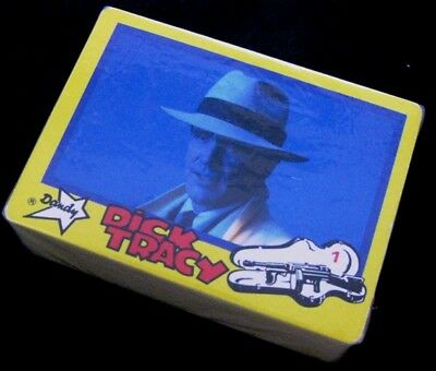 Dick Tracy Movie – Full Set Collector Cards