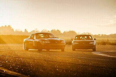 £20 Off - 24 Lap Mx-5 Silver Drift Experience - Gift Voucher Present Track Day