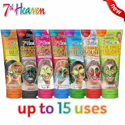 7th Heaven Face Mask Tubes | 12-15 uses Large tubes