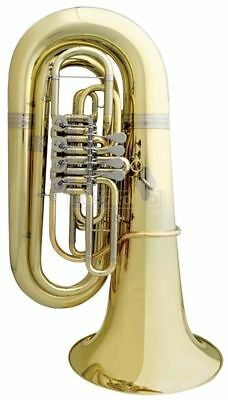 B&S GR51 L in B Tuba RETOURE - Messing lackiert