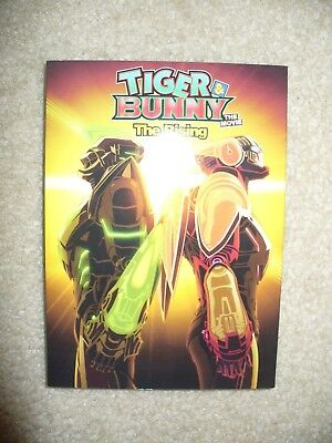 Tiger and Bunny Anime DVD Movie The Rising