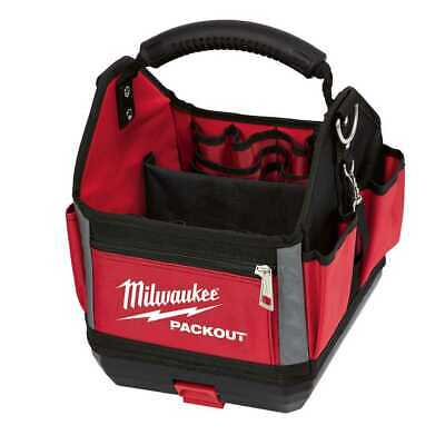 "Milwaukee 48-22-8310 10"" PACKOUT Tool Tote New"
