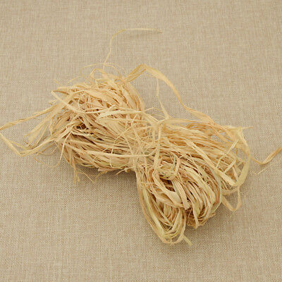 Natural Raffia Rope DIY Wedding Invitaiton Gift Packing Flower Wraping Craft