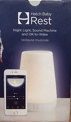 Hatch Baby Rest Night Light, Sound Machine, and OK-to-Wake