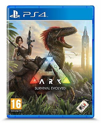 ARK: Survival Evolved (PS 4) (Import Edition) :699