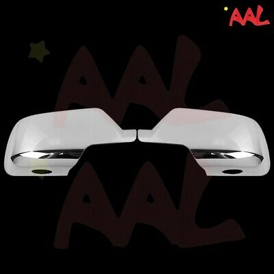 AAL For Cadillac Escalade ESV 2015-2016 Chrome Mirror Covers