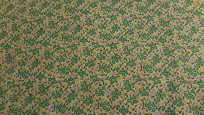 Reproduction  Out Of Print  100% Cotton Fabric Bty