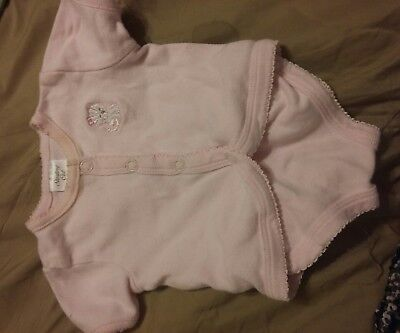 preemie baby girl outfit