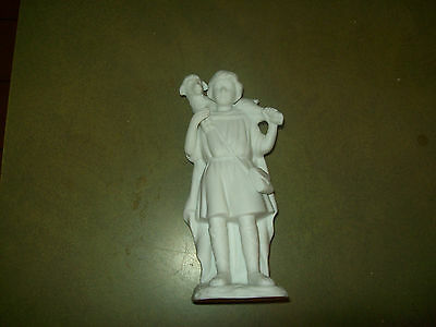 AVON Nativity Collectibles ~ Shepherd with Lamb 1993