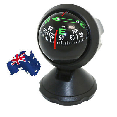 AU! Auto Car Compass Navigation Dashboard Mount Marine Outdoor Climbing Compass