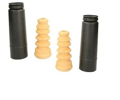 Rear Shock Absorber Bump Stops Dust Cover Boot For Ford Fiesta mk6 2002-2008