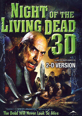 Night Of The Living Dead 3D (Jeff Broadstreet) (2-D Version) (Bilingual) (Dvd)