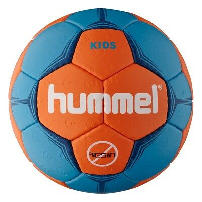 Hummel Kids Handball - Kinder Handball - Orange/Blau - NEU - 091792-7771