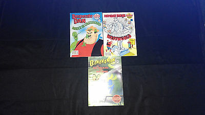 Vintage Dandy Comic Special's x 3 No 3,5,8 From 1991