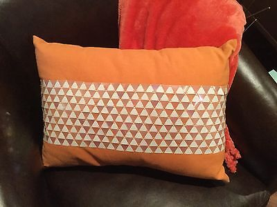 Pair Of Matching Nordstrom's At Home 14 X 20 Decorative Throw Pillows