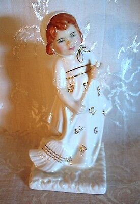 """Royal Doulton """"Helping Mother"""" HN 4228, Limited Edition of 1500, this is # 255"""