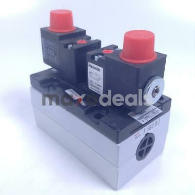 Rexroth 5813280000 Directional Valve 5/2 Double Solenoid NFP