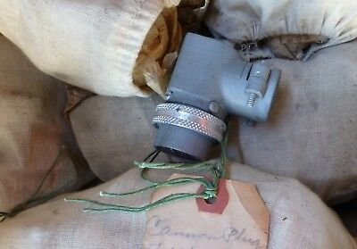 """Cannon SK-C16-23 3/4"""" Connector COLLINS TCS Transmitter 180L tuner AN3102-20-1P"""