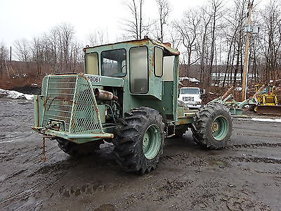 ARDCO 4X4 Utility Vehicle NICE RUBBER! Detroit Diesel Truck Reel Carrier Drill