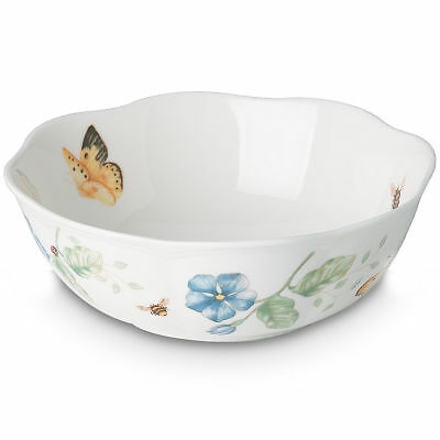 Butterfly Meadow All Purpose Bowl by Lenox - Set of 4 (Style #1)
