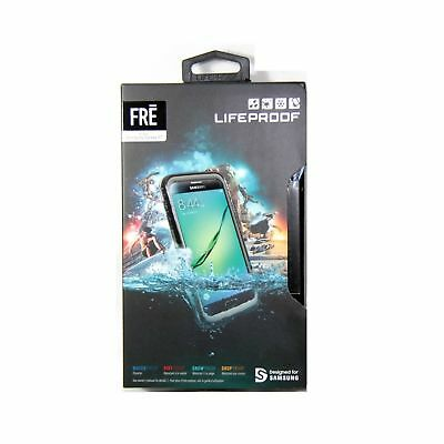 LIFEPROOF FRE CASE for SAMSUNG GALAXY S7 WATERPROOF GENUINE - BLACK 77-53322